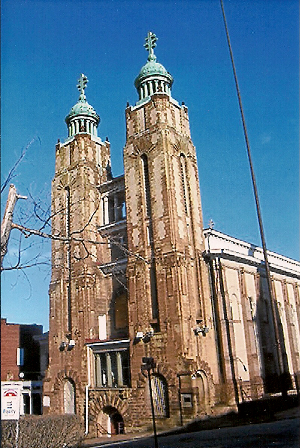 The Old Cathedral